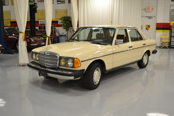 Used 1983 Mercedes-Benz 240-Class 240 D | Pinellas Park, FL n1