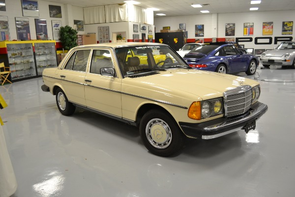 Used 1983 Mercedes-Benz 240-Class 240 D | Pinellas Park, FL n4