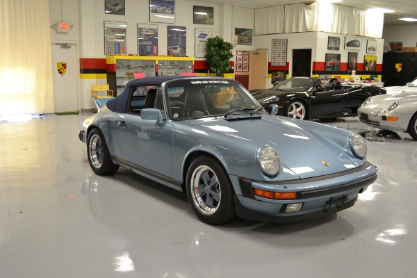 Used 1985 Porsche 911 Carrera | Pinellas Park, FL n1