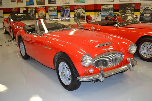 Used 1967 Austin Healey 3000 Convertible | Pinellas Park, FL n0