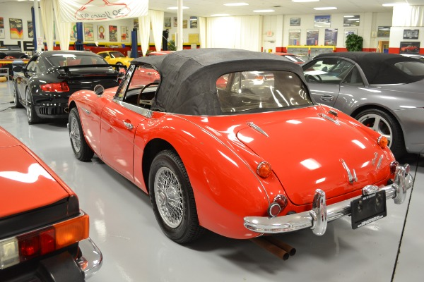 Used 1967 Austin Healey 3000 Convertible | Pinellas Park, FL n9
