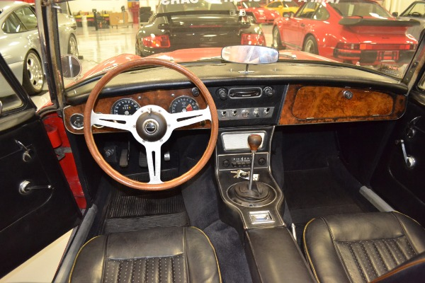 Used 1967 Austin Healey 3000 Convertible | Pinellas Park, FL n10