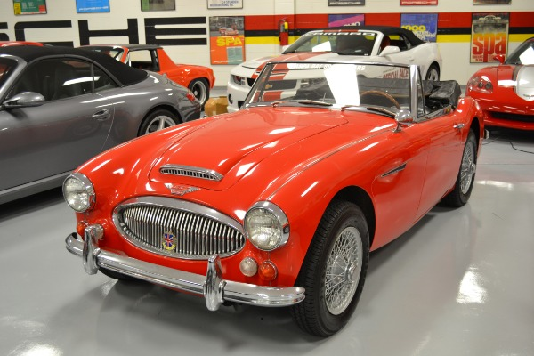 Used 1967 Austin Healey 3000 Convertible | Pinellas Park, FL n1
