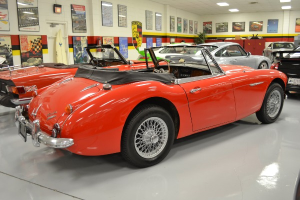 Used 1967 Austin Healey 3000 Convertible | Pinellas Park, FL n4