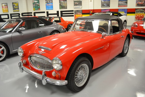 Used 1967 Austin Healey 3000 Convertible | Pinellas Park, FL n7