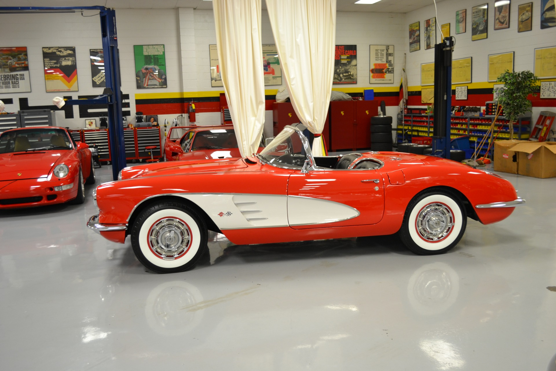 1960 Chevrolet Corvette For Sale in Pinellas Park, FL 1164 | Tampa ...