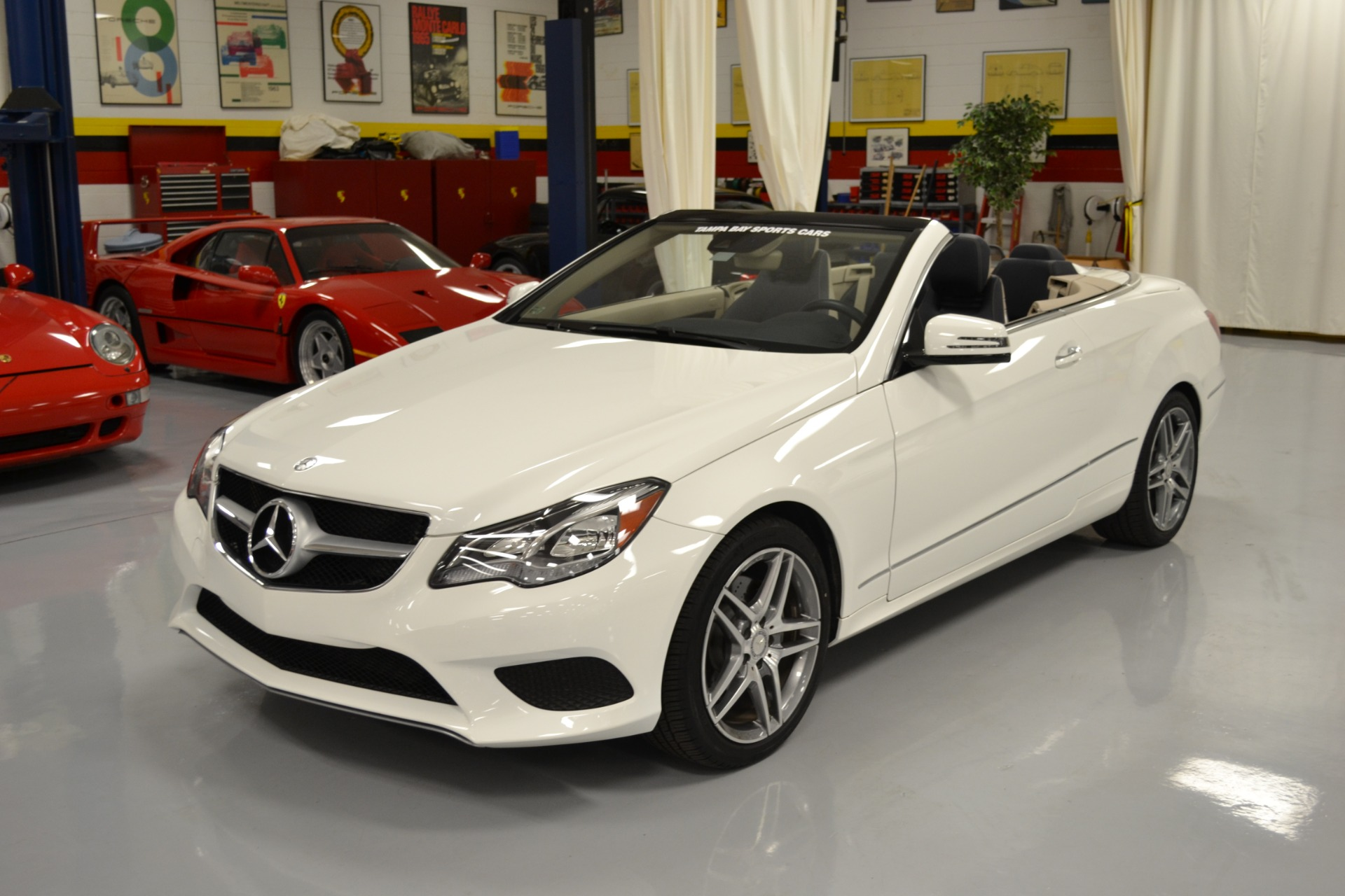 2015 mercedes benz e class e 400 for sale in pinellas park for Mercedes benz tampa bay