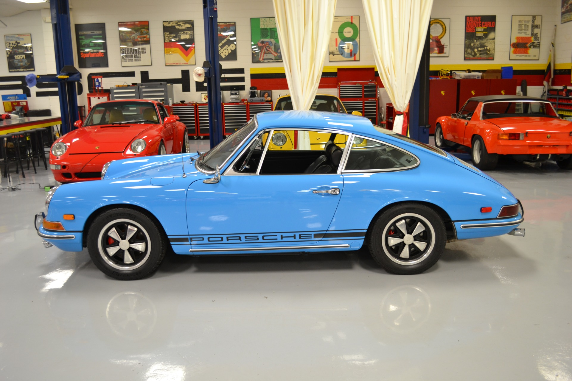 1968 Porsche 911 For Sale in Pinellas Park, FL 1107 | Tampa Bay ...