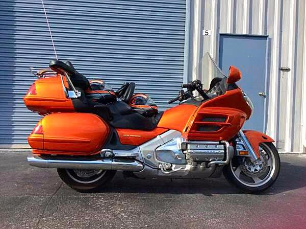 2002 honda gold wing gl1800 for sale in pinellas park fl for Honda pinellas park