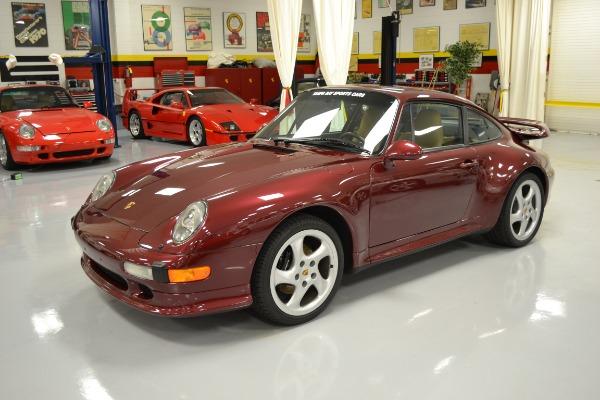 1998 Porsche 993 911 Carrera 2s For Sale In Pinellas Park