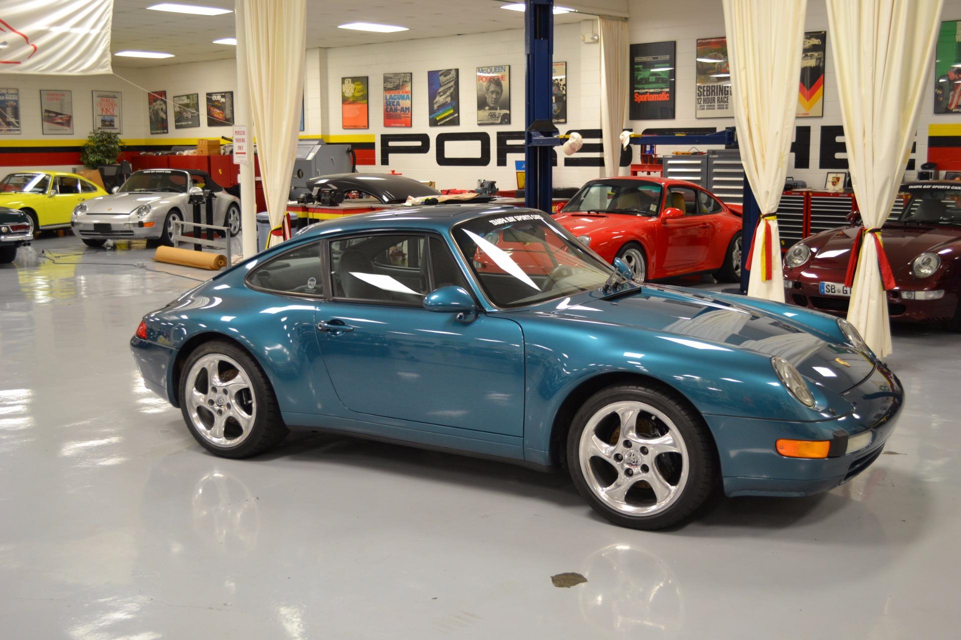 1996 Porsche 993/911 Carrera For Sale in Pinellas Park, FL