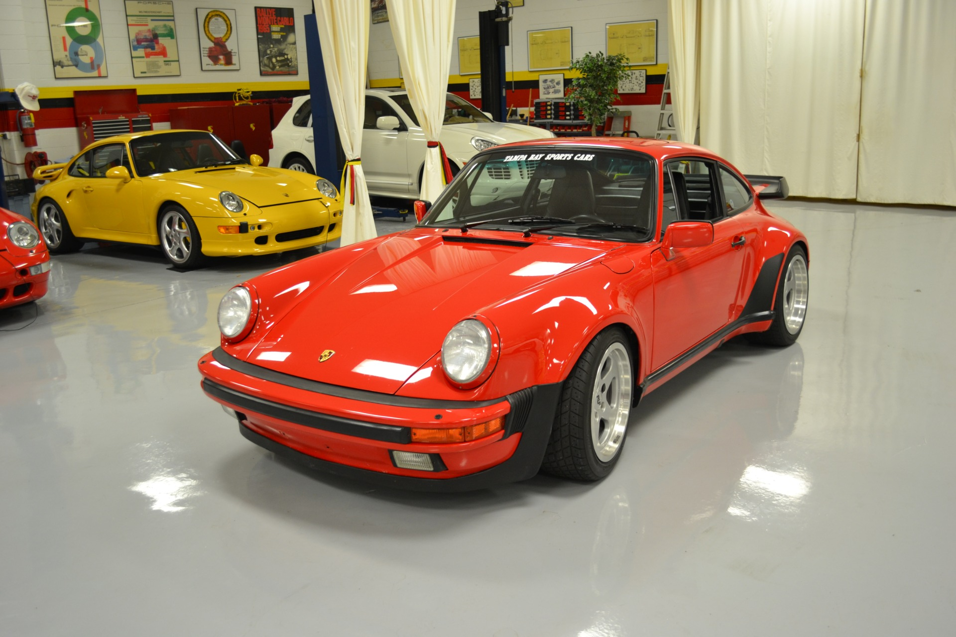 1987 Porsche 911 930 Turbo Carrera Turbo For Sale In Pinellas Park Fl 1131 Tampa Bay Sports Cars