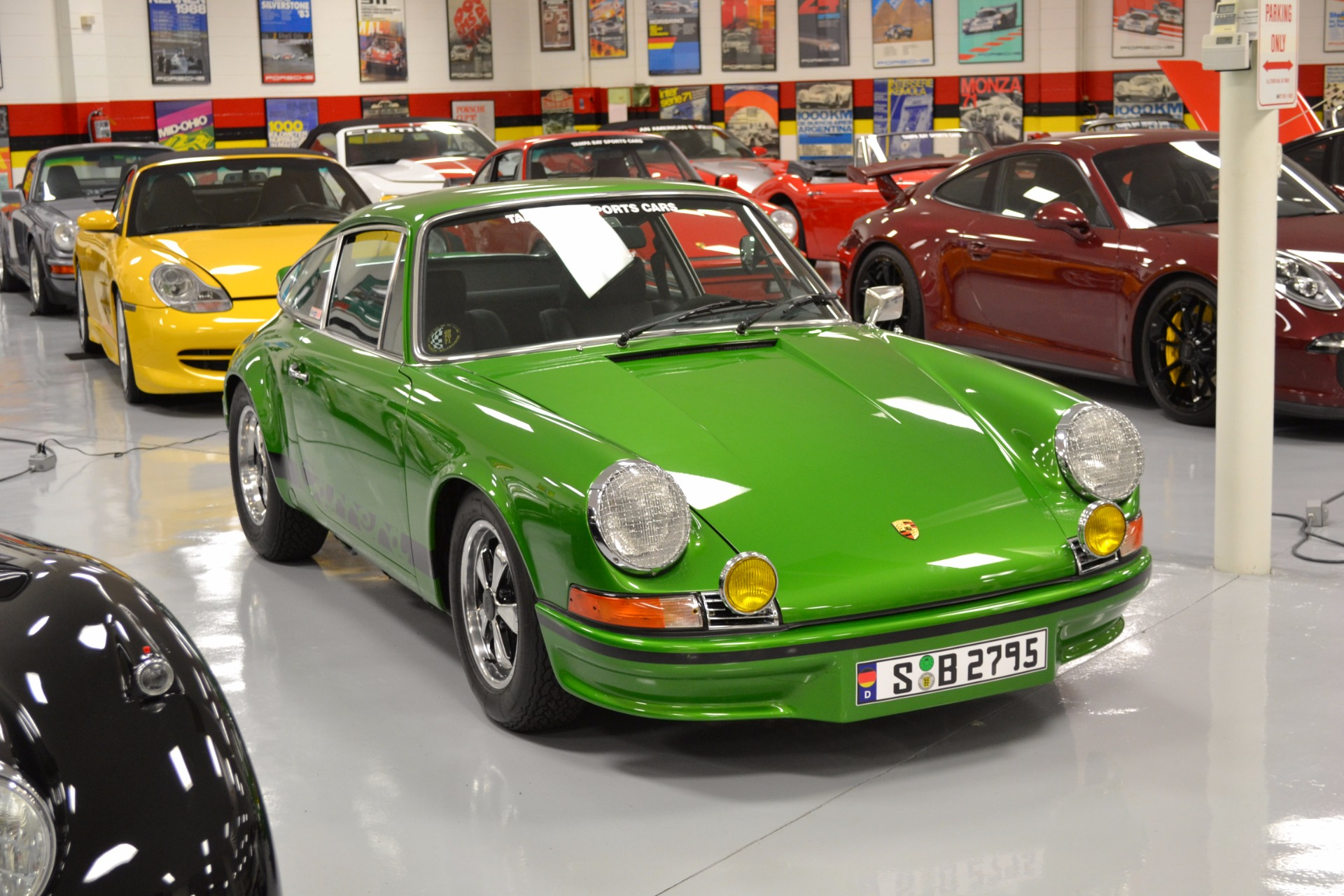 1973 Porsche 911 Carrera Rs Doppelganger For Sale In Pinellas Park 912 Coupe Type Of Engine Used Fl