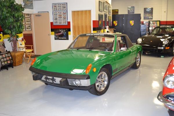 1974 Porsche 914 For Sale in Pinellas Park, FL 1195  Tampa Bay Sports Cars