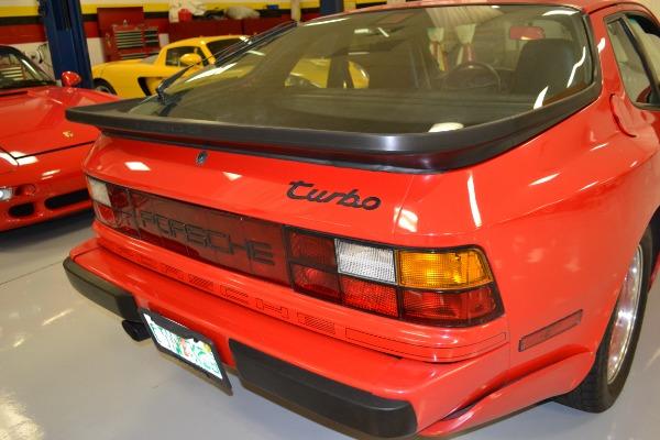 1986 Porsche 944 Turbo For Sale In Pinellas Park Fl 1210