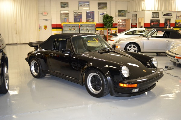 Used 1989 Porsche 930/911 Carrera Turbo | Pinellas Park, FL n0