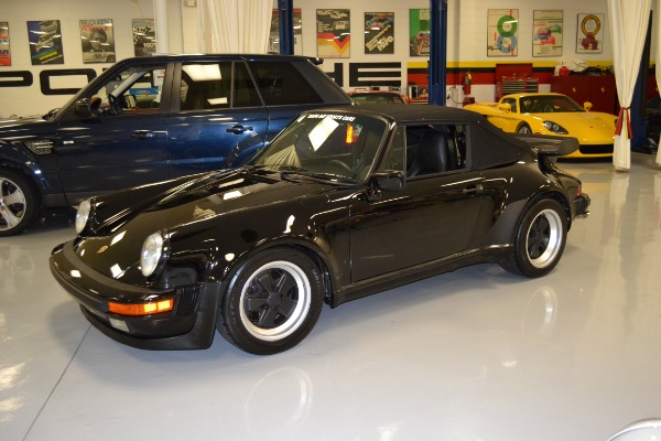 Used 1989 Porsche 930/911 Carrera Turbo | Pinellas Park, FL n1