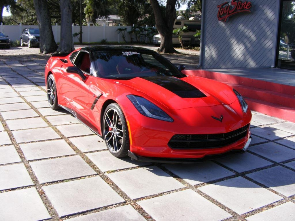 2016 Chevrolet Corvette Stingray Z51 For Sale In Pinellas