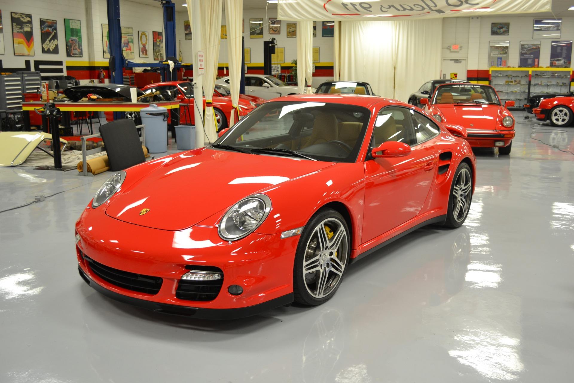 2007 Porsche 911 Carrera 4 Turbo For Sale In Pinellas Park